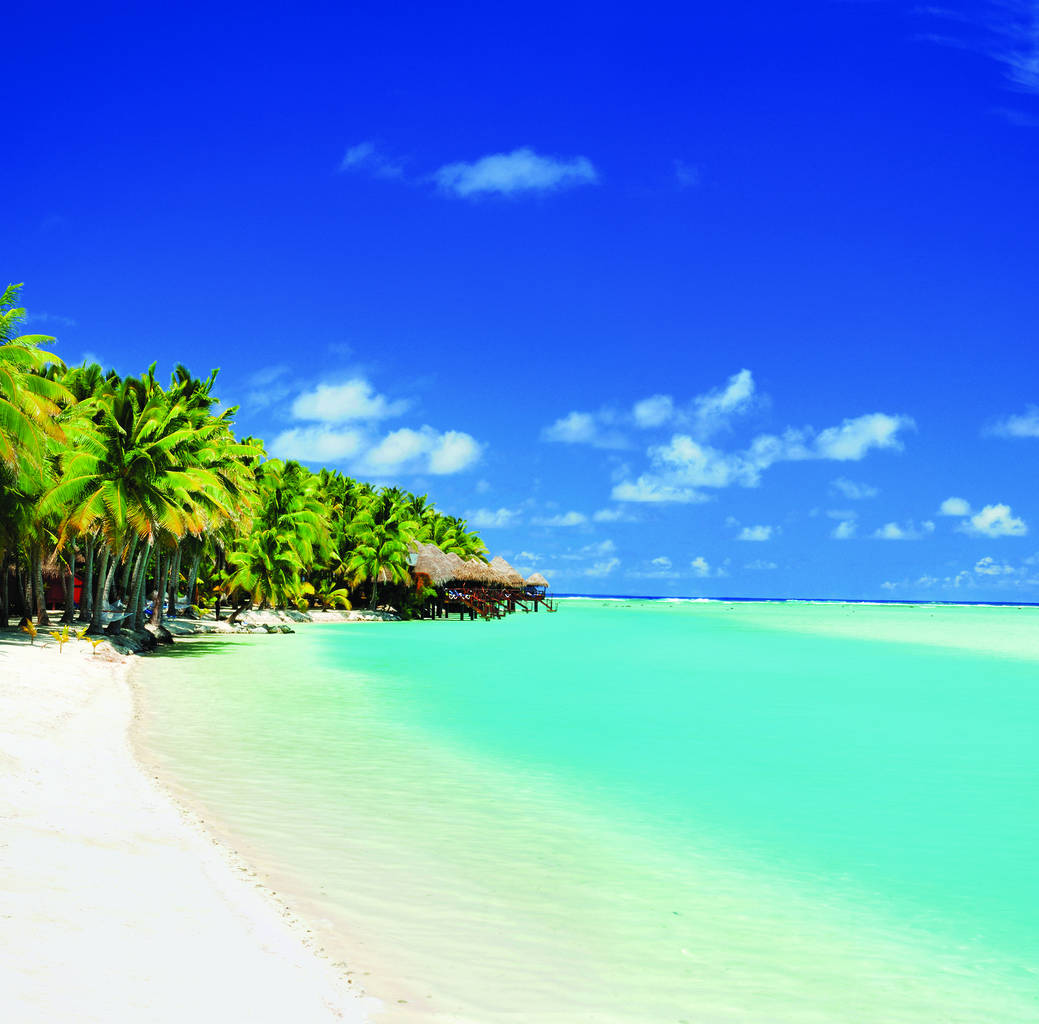 Beach Island: Visit The Cook Islands In The South Pacific -- Travel