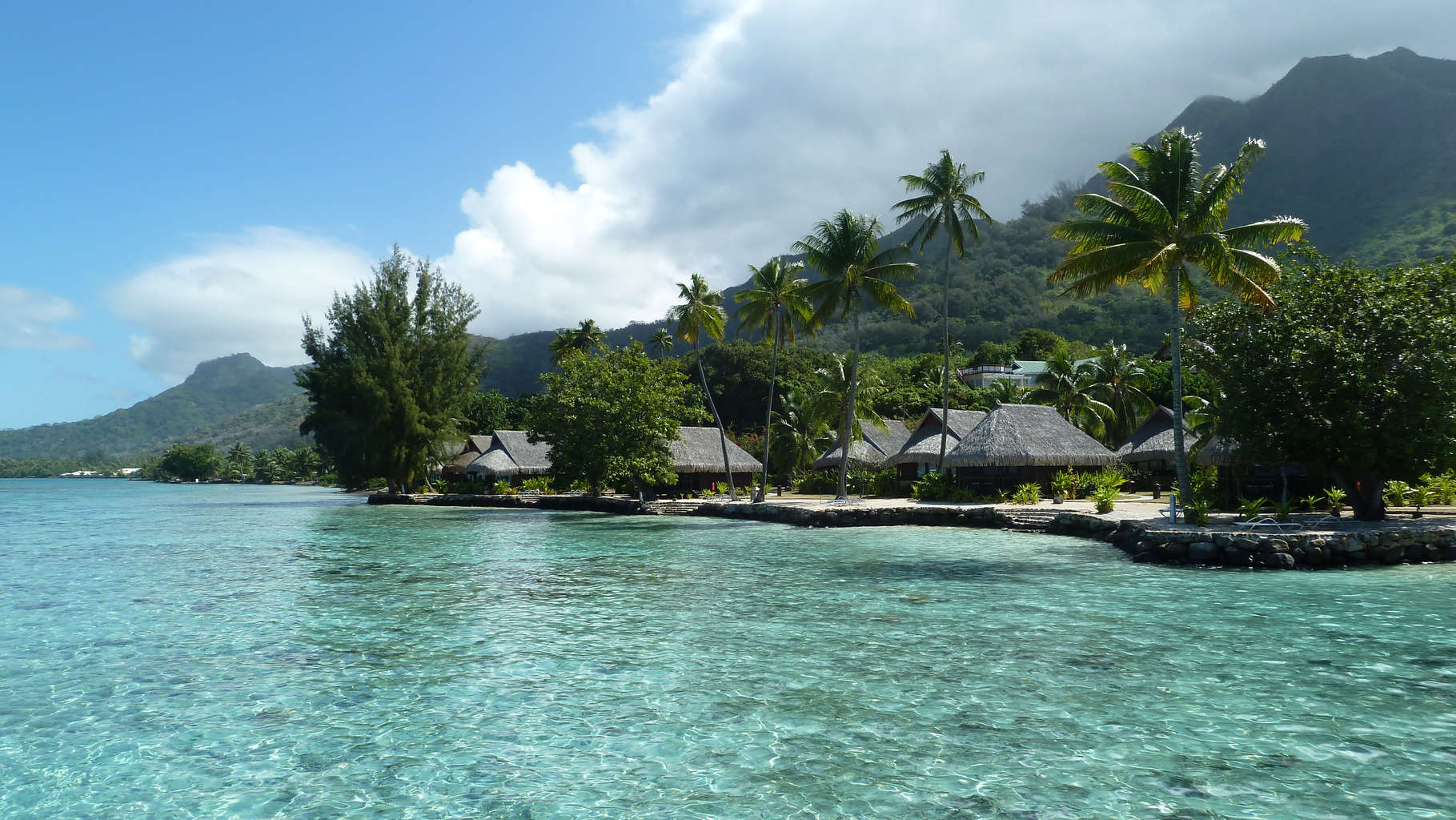 Visit Beautiful Moorea French Polynesia Travel Pacific