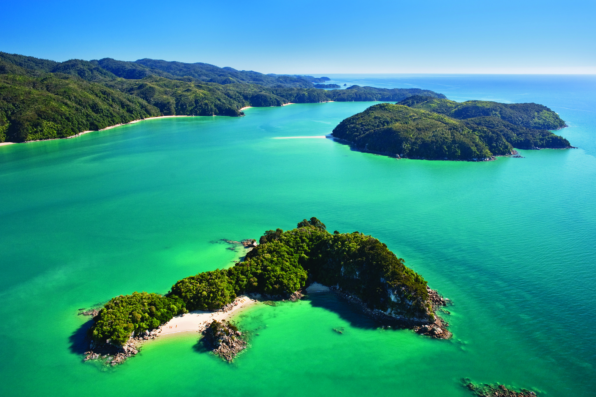 Marlborough Sounds New Zealand Travel Pacific